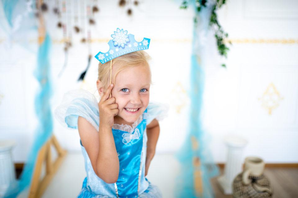 robe de cérémonie pour petite fille